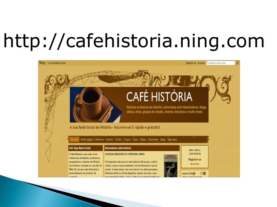 http://cafehistoria.ning.com