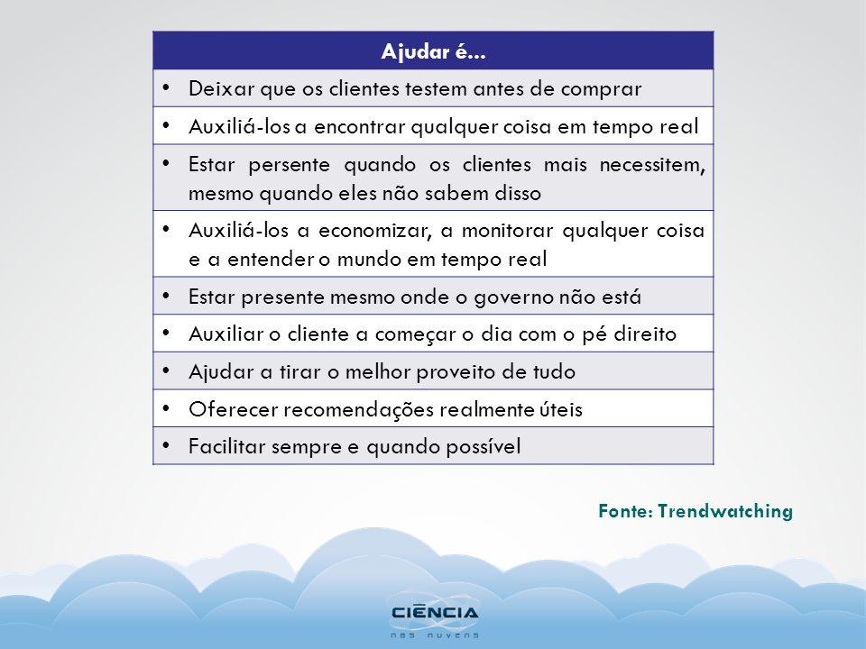 Aceitação das marcas Muito presente em mercados mais desenvolvidos, principalmente na Europa e nos Estados Unidos, o conceito de marca servil começa a ser digerido pelo mercado brasileiro aos poucos.