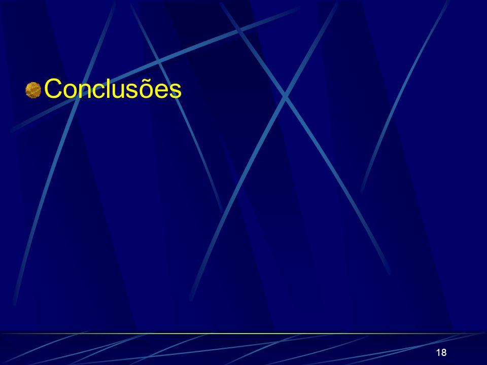 18 Conclusões