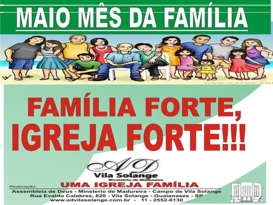 VILA SOLANGE www.advilasolange.com.br CULTO DA FAMÍLIA HONRA A TEU PAI E A TUA MÃE EFESIOS 06:01 - 03 EXODO 20:12 PROV.