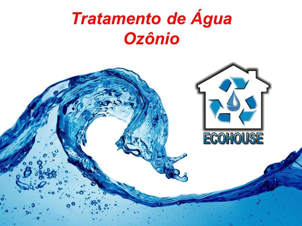 Tratamento de Água Ozônio