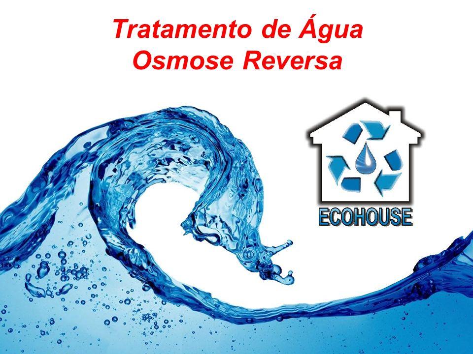 Tratamento de Água Osmose Reversa