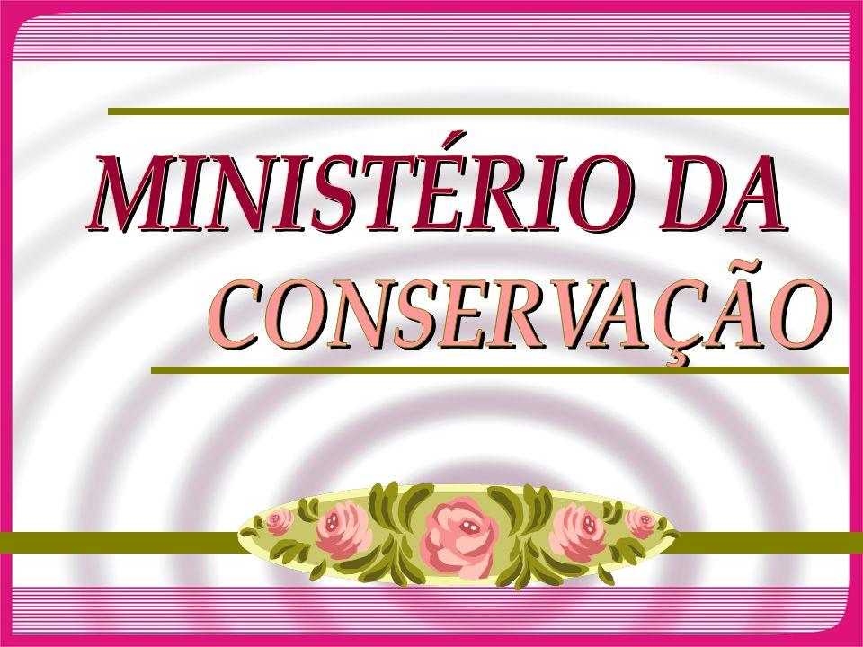 O que é o Ministério da Conservação.