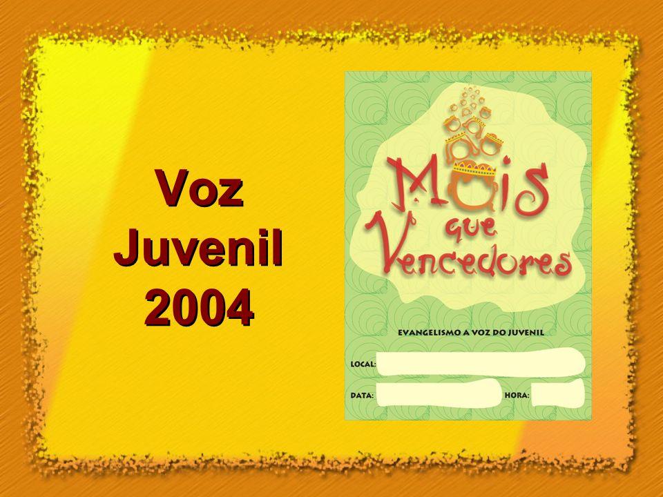 Voz Juvenil 2004