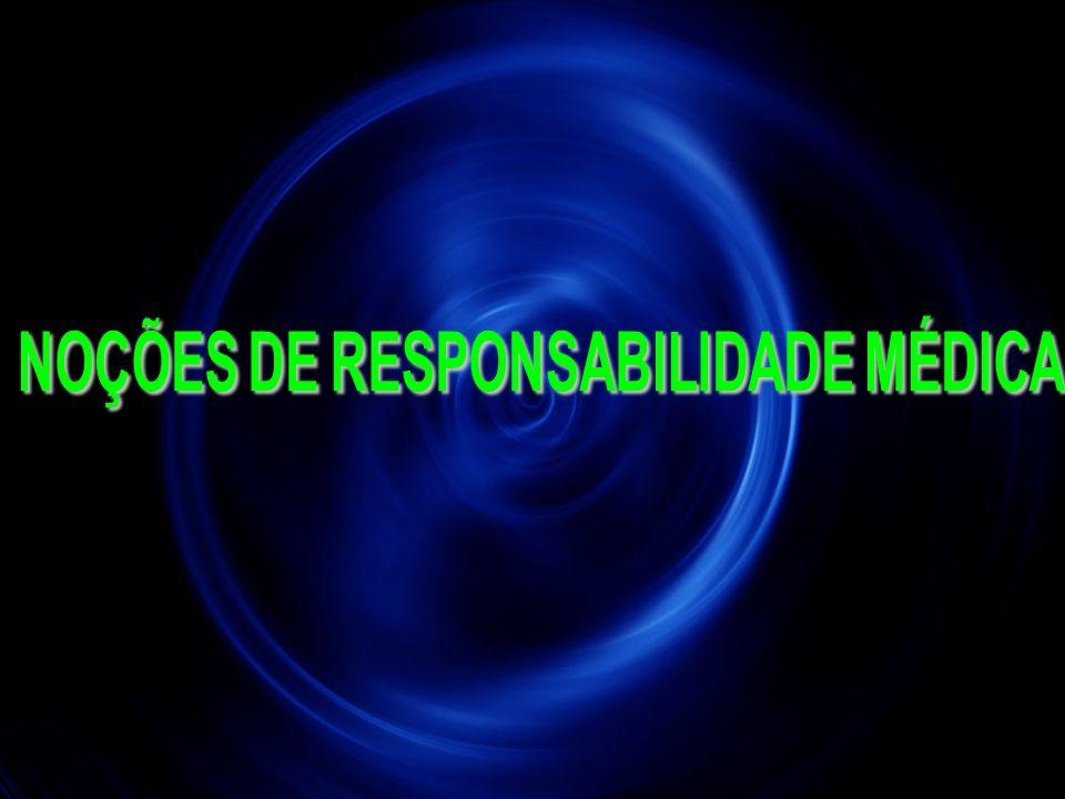 5 RESPONSABILIDADE MÉDICA PARA CIR.