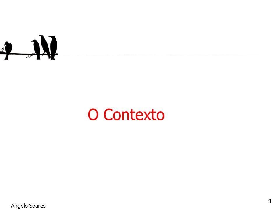 Angelo Soares 4 O Contexto