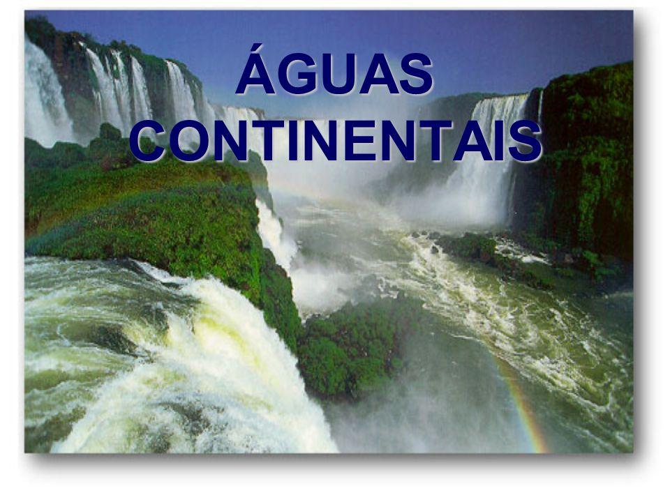 RIOS Correntes de água doce de diferentes origens.