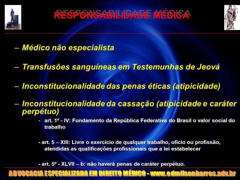 INTERDIÇÃO CAUTELAR DO MÉDICO INTERDIÇÃO CAUTELAR DO MÉDICO Resolução CFM 1789/06 (Repetida no NCEM – Capítulo XIV – II).