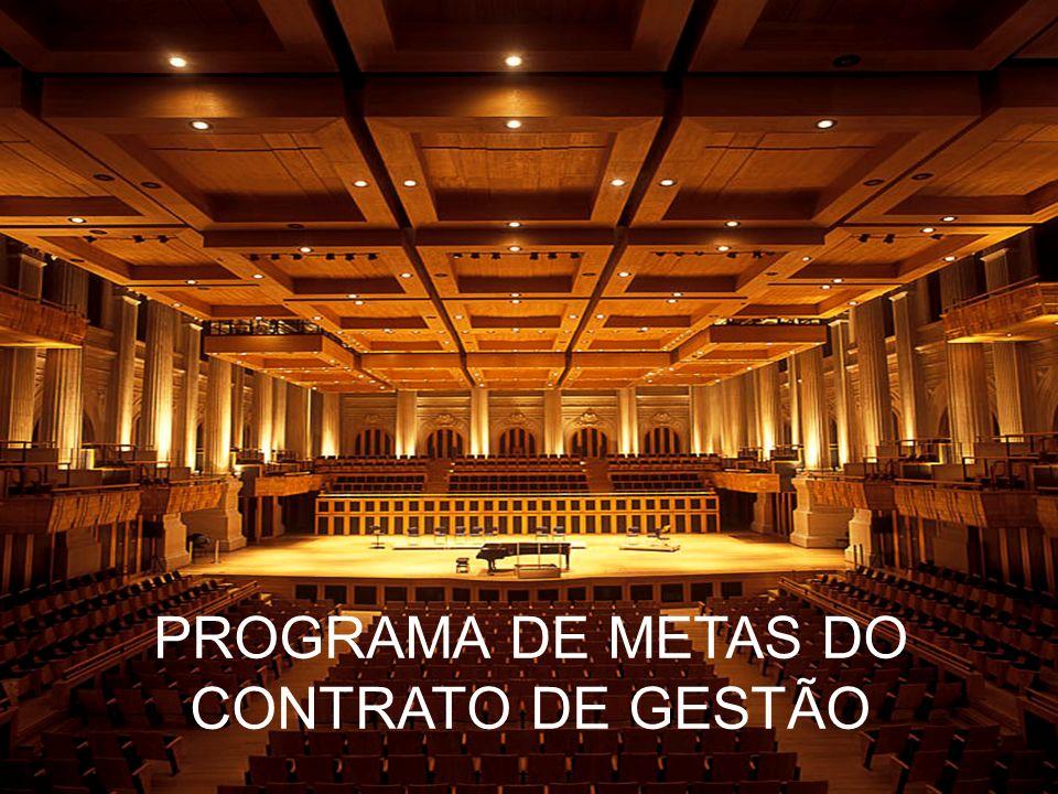7 Programa de metas do contrato de gestão - 2006