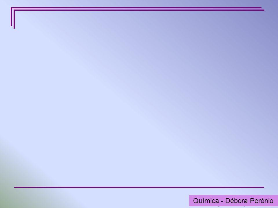 Química - Graça Porto Conclusões do Experimento: A maioria das partículas passam pela lamina de ouro sem sofre desvios: a maior parte da lamina de ouro é formada por espaços vazios (eletrosfera); Algumas partículas não conseguem atravessar a lamina de ouro: encontram barreiras dentro da lamina, ou seja, na lamina de ouro deve existir pequenas massas( núcleo).