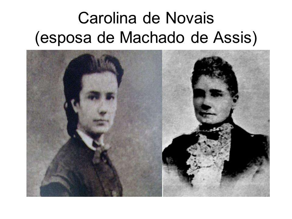 Carolina de Novais (esposa de Machado de Assis)