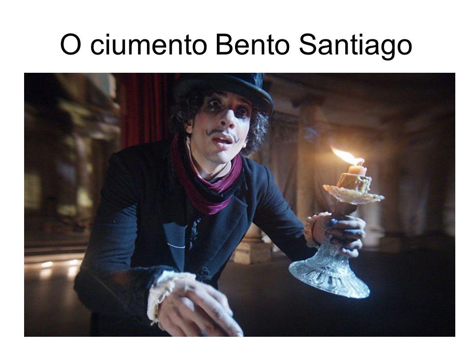 O ciumento Bento Santiago
