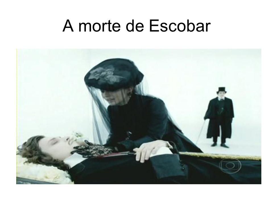 A morte de Escobar