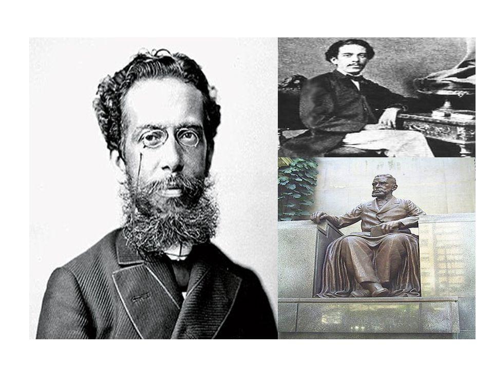 Do morro à Academia VIDA & OBRA: Machado de Assis foi o primeiro de nossos escritores a não proceder da burguesia rural ou da pequena burguesia urbana.
