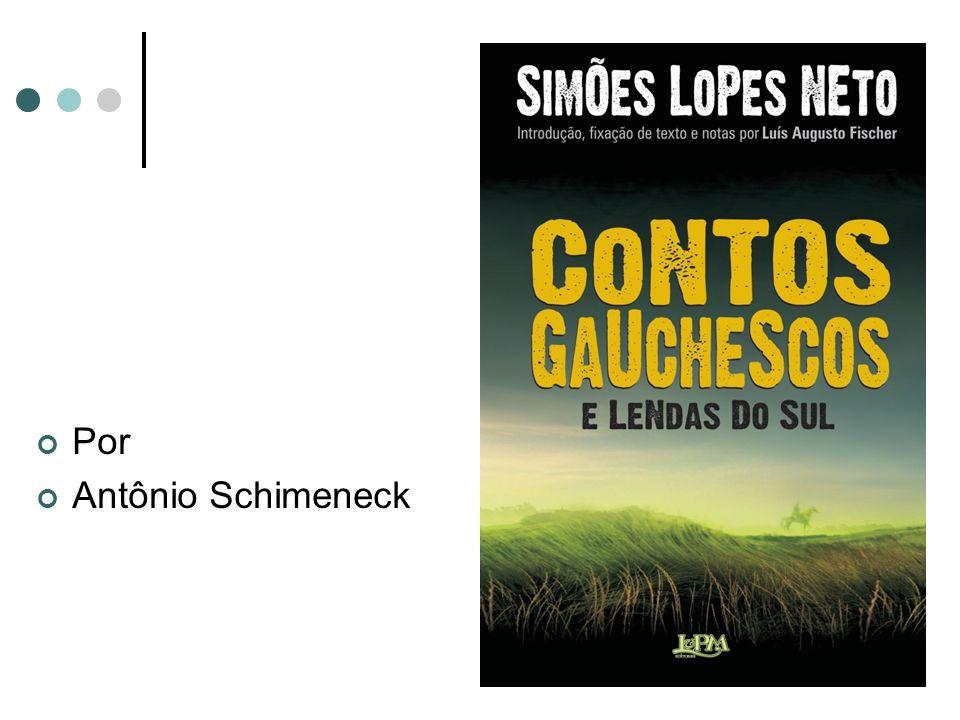 Dois questionamentos: O caso dos travessões (Lopes Neto, 2012, p.