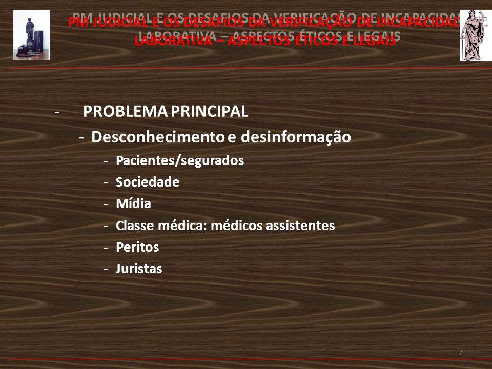 8 NOÇÕES GERAIS PERÍCIA JUDICIAL