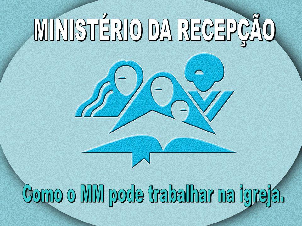 Alegre Comunicativo Pontual Responsável Ser cristão Possuir espírito missionário Ter tato Ser cortês Possuir amabilidade Boa apresentação Ter iniciativa