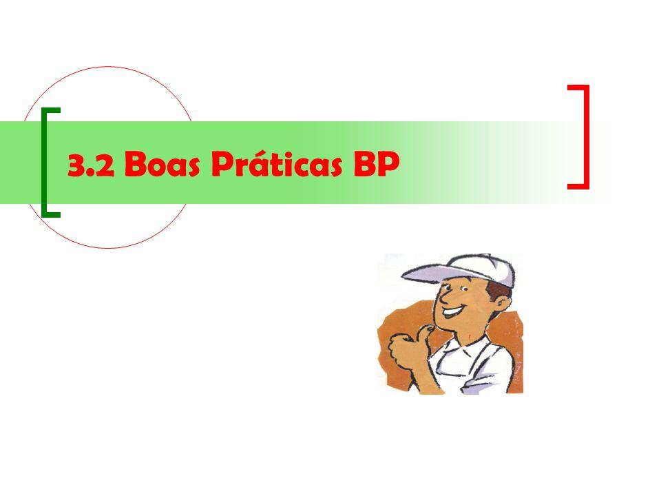 3.2 Boas Práticas BP