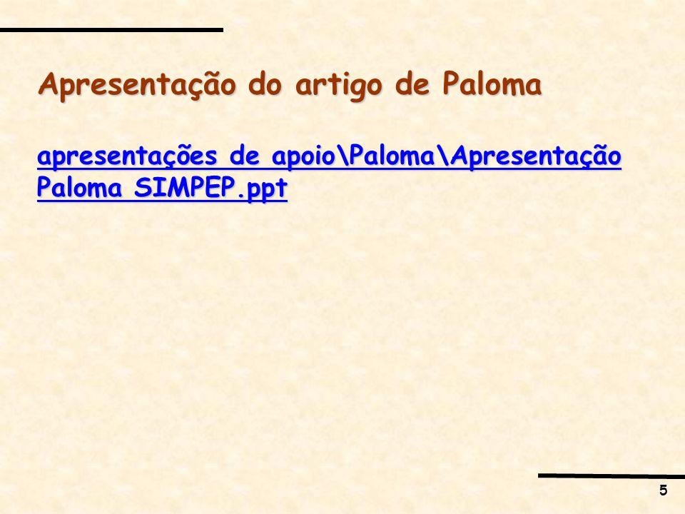 5 Apresentação do artigo de Paloma apresentações de apoio\Paloma\Apresentação Paloma SIMPEP.ppt apresentações de apoio\Paloma\Apresentação Paloma SIMPEP.ppt