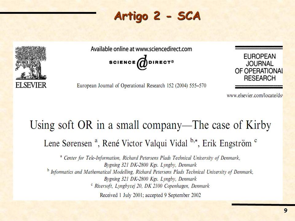 9 Artigo 2 - SCA