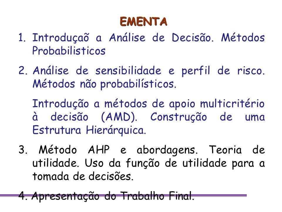Análise do Mapa Cognitivo 3º Etapa: Identificação dos Ramos Constituídos por uma ou mais linhas de argumentação que demonstrem preocupações similares sobre o contexto decisório (ENSSLIN, et al., 2001).