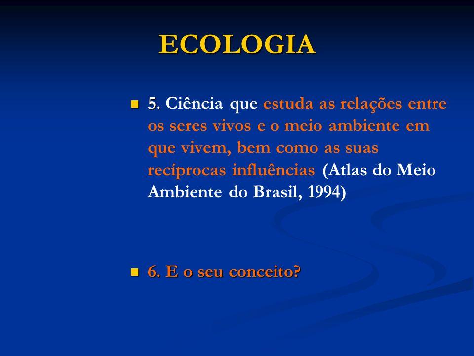 Cidadania ameaçada por confusão ambiental Andreia Fanzeres 20/07/2009, 14:29 Cada qual com sua deficiência, União, estados e municípios são lentos ao esclarecer estratégia para trabalhar em conjunto na área ambiental.