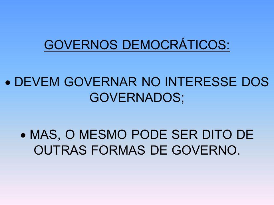 DEMOCRACIA REPRESENTATIVA (DR) J.S.