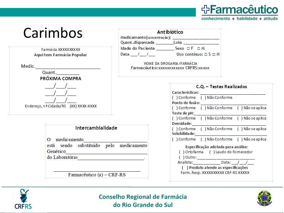 Carimbos :