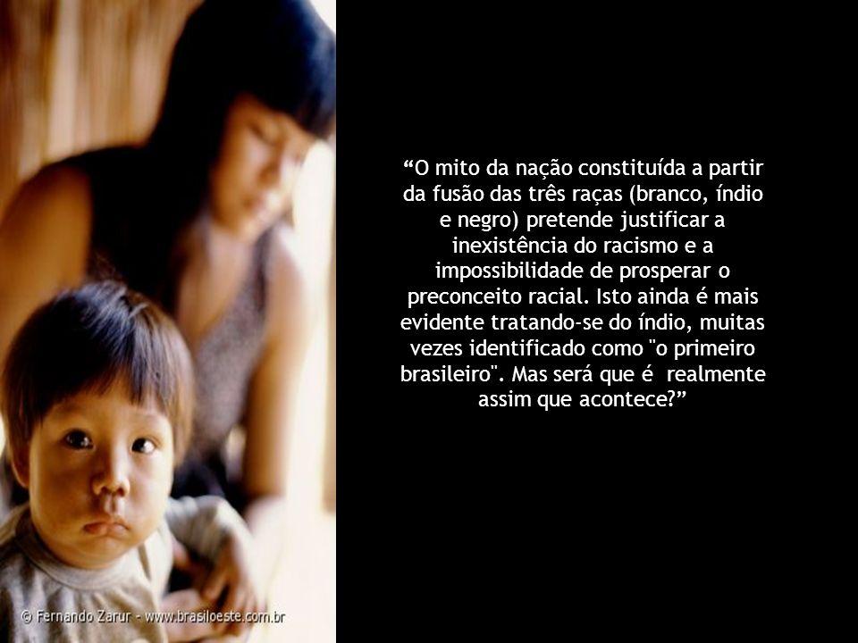 Reportagem Revista Isto é (Abril-2005): Índios no Poder Aldeia fundada em 1971, palco de várias tragédias, é o primeiro município do Brasil governado por indígenas.
