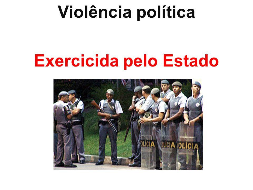 Violência política Exercicida pelo Estado