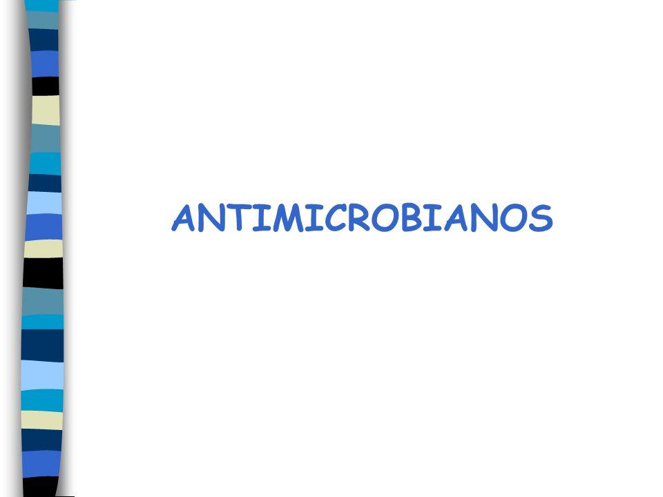 Glicopeptídeos Efeitos colaterais : Ocasionalmente, diarréia, náuseas, vômitos, colite pseudomembranosa por Clostridium difficile.