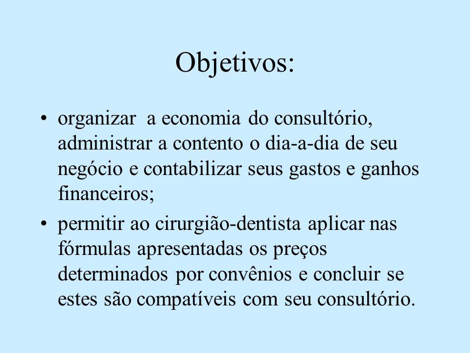 Calculo de Honorários Odontológicos Aspectos éticos e Legais