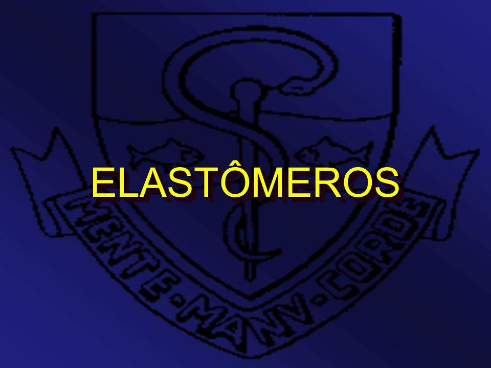 MD - FOP ELASTÔMEROS ELASTÔMEROS UNIVERSIDADE ESTADUAL DE CAMPINAS UNICAMP FACULDADE DE ODONTOLOGIA DE PIRACICABA FOP ELASTÔMEROSELASTÔMEROS