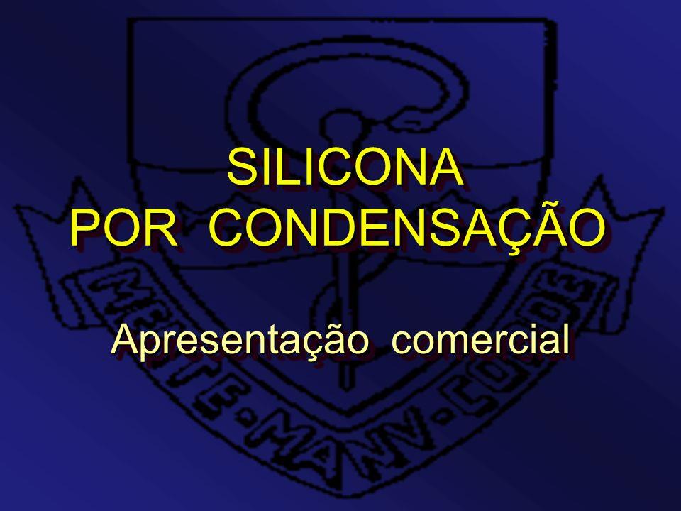 MD - FOP ELASTÔMEROS ELASTÔMEROS UNIVERSIDADE ESTADUAL DE CAMPINAS UNICAMP FACULDADE DE ODONTOLOGIA DE PIRACICABA FOP SILICONA POR CONDENSAÇÃO SILICON