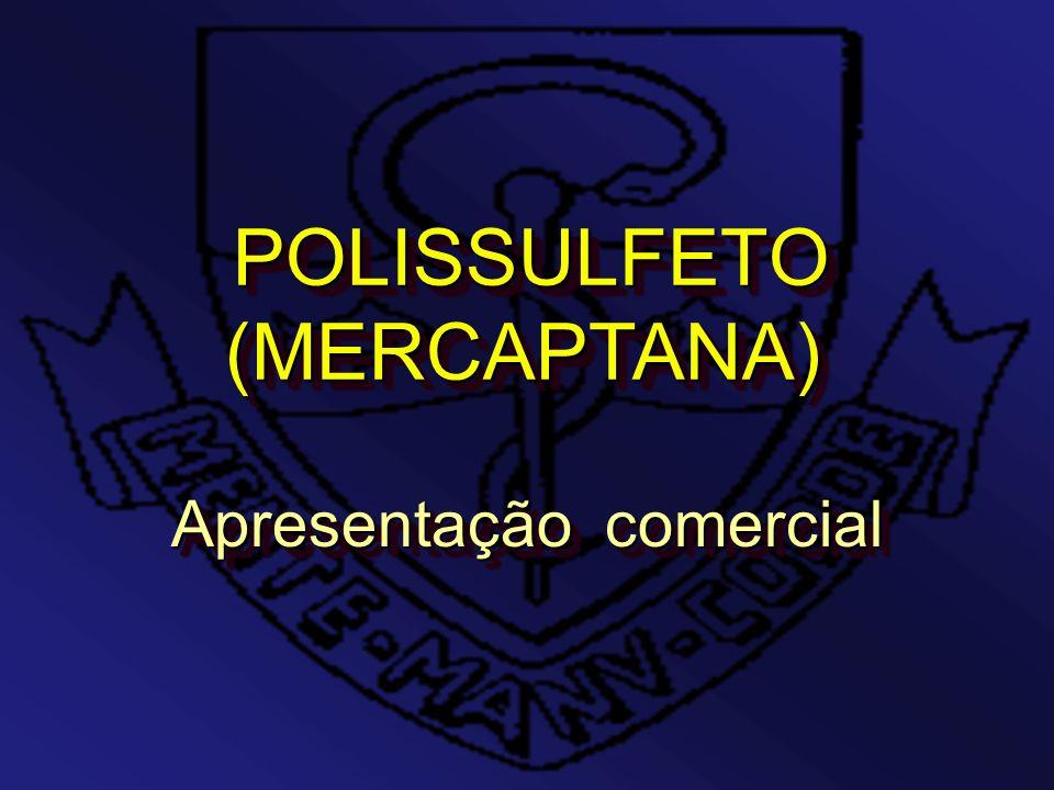 MD - FOP ELASTÔMEROS ELASTÔMEROS UNIVERSIDADE ESTADUAL DE CAMPINAS UNICAMP FACULDADE DE ODONTOLOGIA DE PIRACICABA FOP POLISSULFETO (MERCAPTANA) POLISS