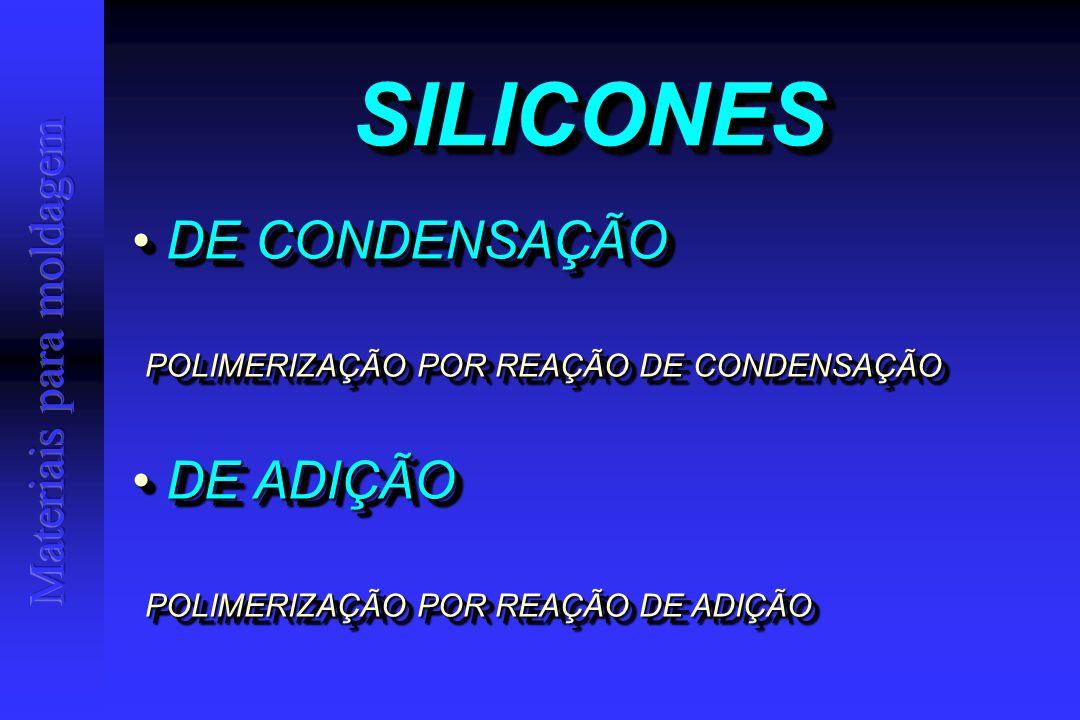 SILICONESSILICONES DE CONDENSAÇÃO DE CONDENSAÇÃO POLIMERIZAÇÃO POR REAÇÃO DE CONDENSAÇÃO POLIMERIZAÇÃO POR REAÇÃO DE CONDENSAÇÃO DE CONDENSAÇÃO DE CONDENSAÇÃO POLIMERIZAÇÃO POR REAÇÃO DE CONDENSAÇÃO POLIMERIZAÇÃO POR REAÇÃO DE CONDENSAÇÃO DE ADIÇÃO DE ADIÇÃO POLIMERIZAÇÃO POR REAÇÃO DE ADIÇÃO POLIMERIZAÇÃO POR REAÇÃO DE ADIÇÃO DE ADIÇÃO DE ADIÇÃO POLIMERIZAÇÃO POR REAÇÃO DE ADIÇÃO POLIMERIZAÇÃO POR REAÇÃO DE ADIÇÃO