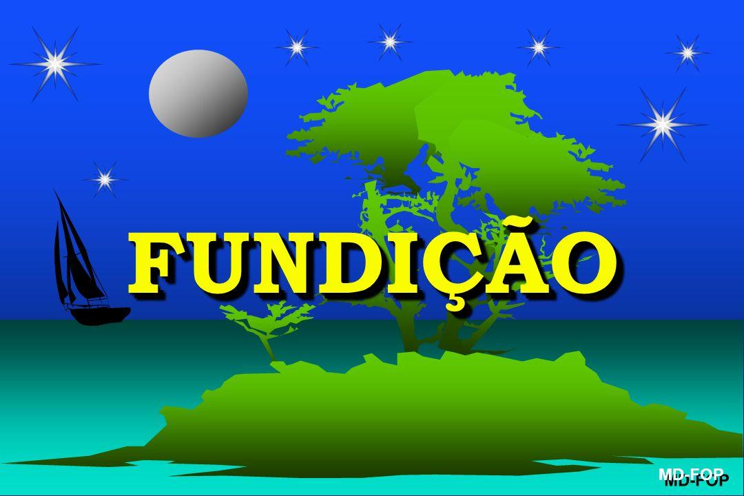 FUNDIÇÃOFUNDIÇÃO MD-FOP