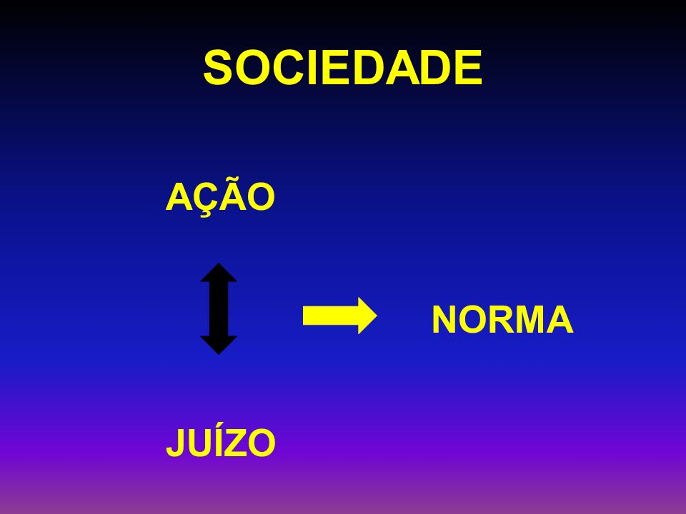 SOCIEDADE AÇÃO NORMA JUÍZO