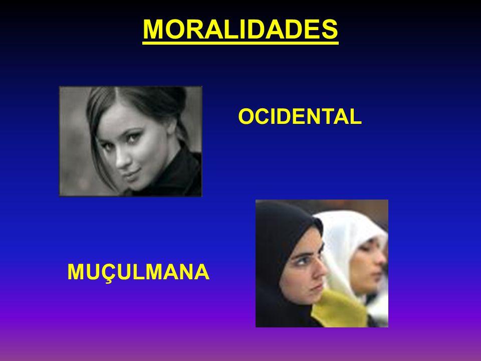 MORALIDADES MUÇULMANA OCIDENTAL