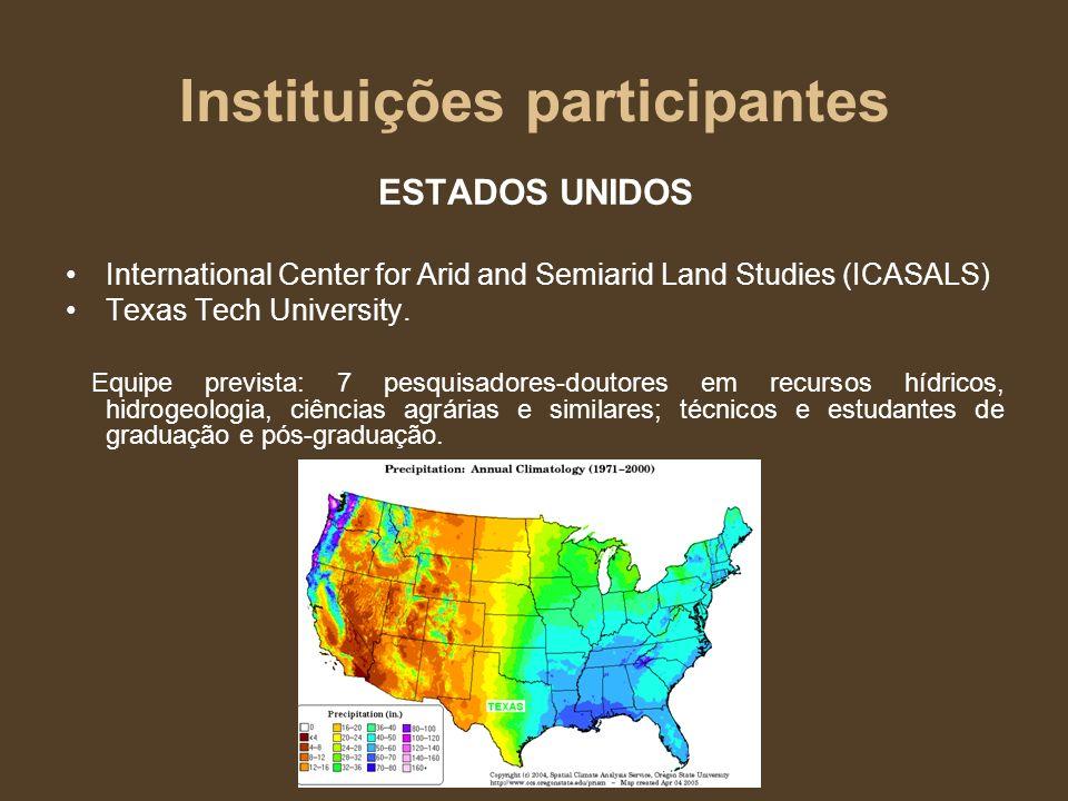 DESENVOLVIMENTO DE PRODUTOS Estruturação e implementação de base de dados georreferenciada das bacias representativas e experimentais do semi-árido nordestino.