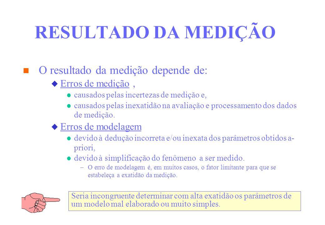 Amostra Média= x Variância= s 2 Desvio-padrão= s SIMBOLOGIA População Média= Variância= 2 Desvio-padrão=