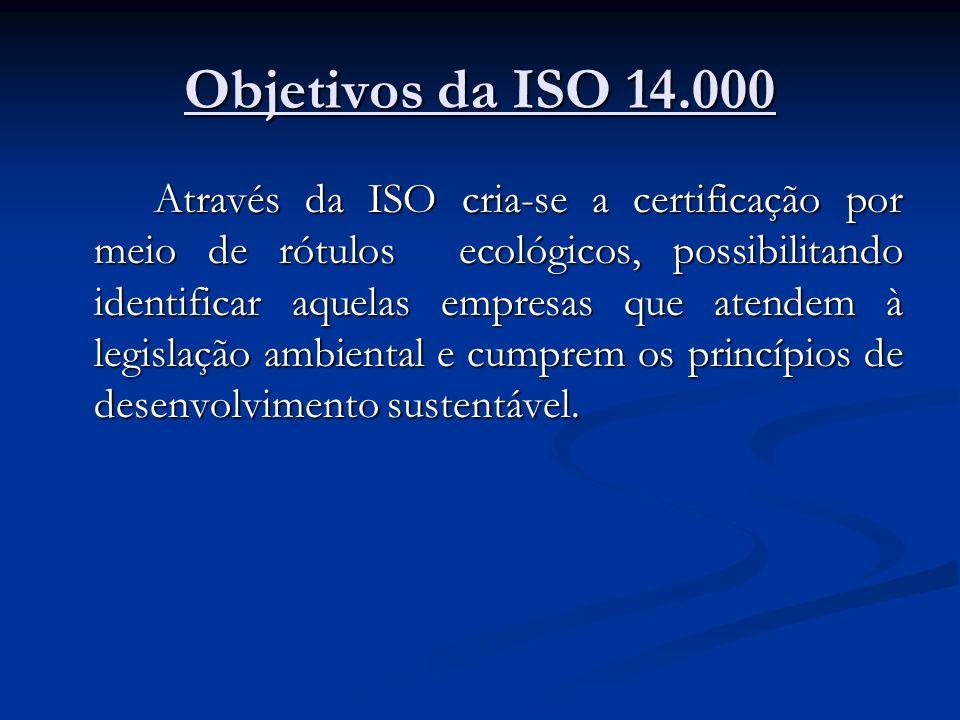 O ORGANISMO DE NORMALIZAÇÃO (ISO) Internacional Organization for Standardization ISO significa Internacional Organization for Standardization Organiza