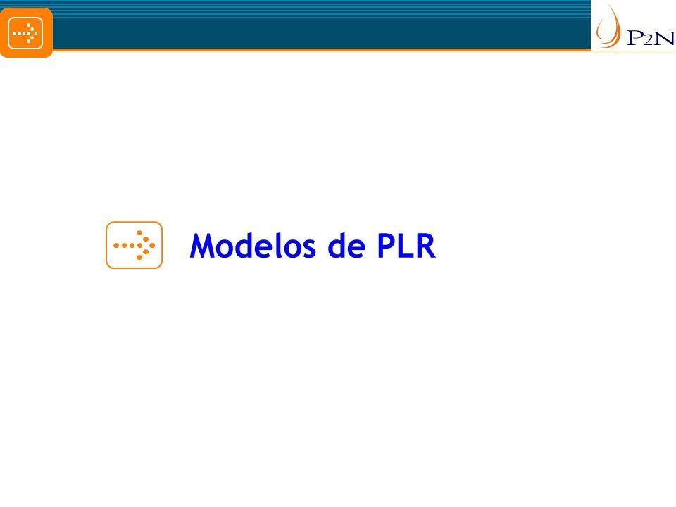 Modelos de PLR