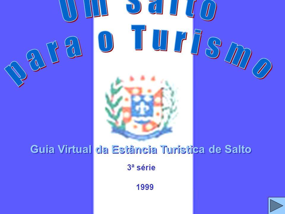 Guia Virtual da Estância Turística de Salto 3ª série 1999
