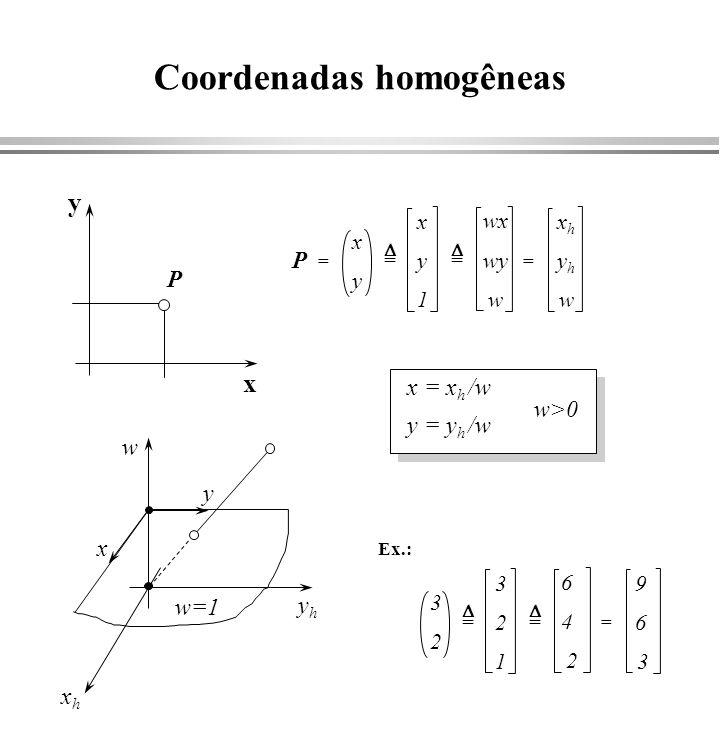 Concatenação x y x0x0 y0y0 x y x y x y x0x0 y0y0