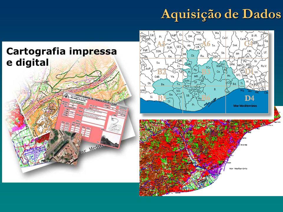 Topografia Sensoriamento Remoto Aerofotogrametria GPS