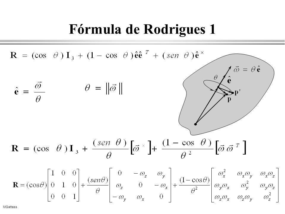 MGattass Fórmula de Rodrigues 1