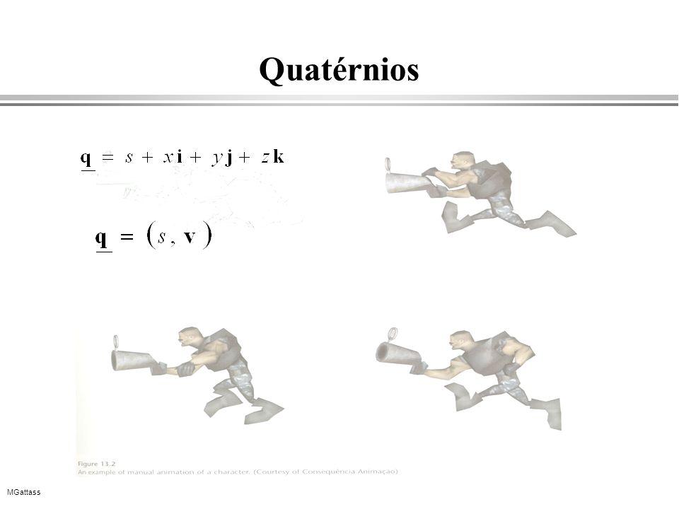 MGattass Quatérnios