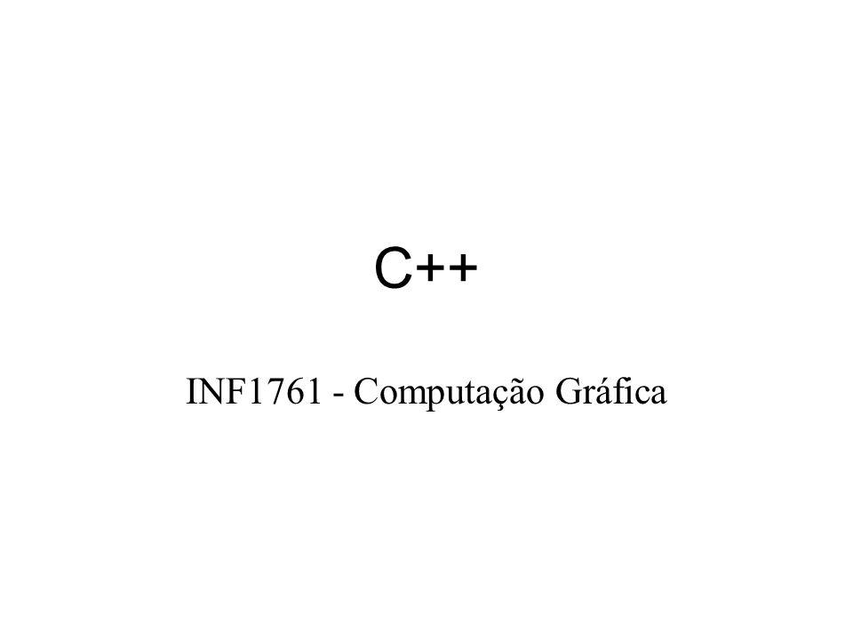 C++ INF1761 - Computação Gráfica