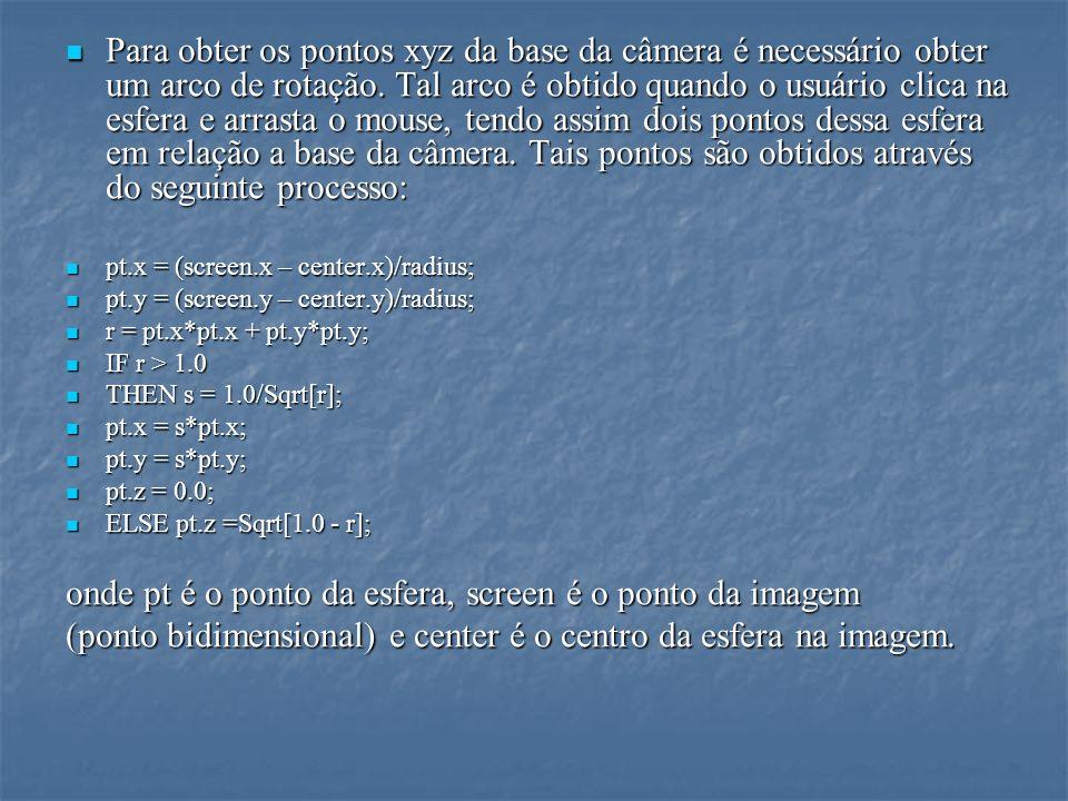 Trabalho Alternativa Visualização da octree utilizando o OpenGL Visualização da octree utilizando o OpenGL